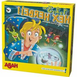 HABA 1,2,3 Hex Herbei! - A Captivating Competitive Game for