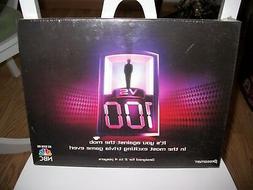 1 vs 100 Board Game - Pressman 2007 - New in Sealed Box