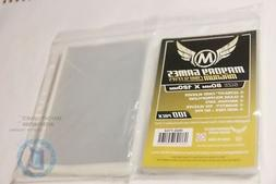 """100pcs/pack MDG-7104 """"Dixit"""" Large card sleeves for 80x120 B"""