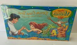 1997 Disney's THE LITTLE MERMAID 'Dream Come True' 3-D Game