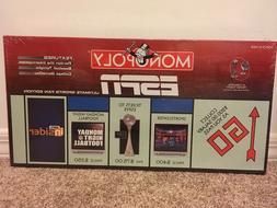 2006 ESPN Monopoly Ultimate Sports Fan Edition Board Game Fa
