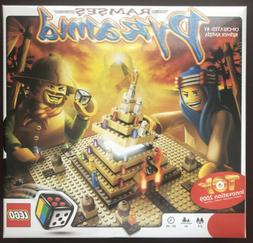 LEGO 3843 RAMSES Pyramid Board Game Factory Sealed Retired 2