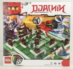 Lego 3856 Ninjago The Board Game New Sealed Retired Games 20