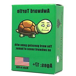 Awkward Turtle The Word Card Game for Adults