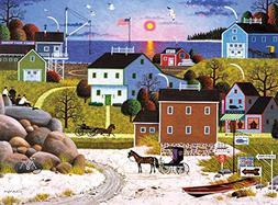 Buffalo Games - Charles Wysocki - Whaler's Bay - 1000 Piece