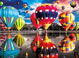 Buffalo Games - Color Splash Collection - Balloon Dream - 10
