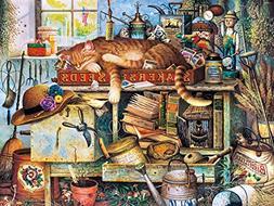 Buffalo Games - The Cats of Charles Wyoscki - Remington The
