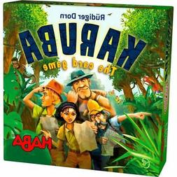 HABA Karuba the Card Game - An Exciting Adventure for 2-6 Tr