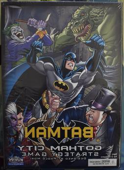HeroClix DC - Batman Gotham City Strategy Board Game