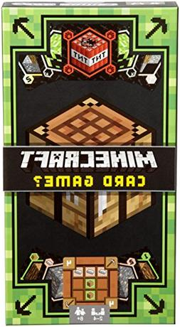 Mattel Games Minecraft Card Game