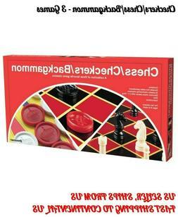New Pressman - Checkers - Board Game