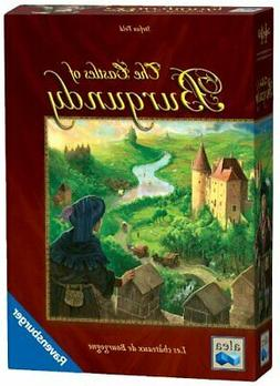 Ravensburger The Castles of Burgundy Board Game - Fun Strate
