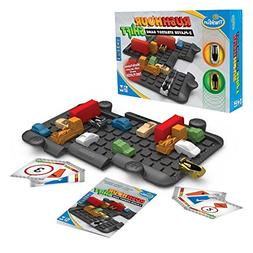 Think Fun Rush Hour Shift Two Player Strategy Game - A Two P