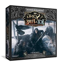 CMON A Song of Ice & Fire: Night's Watch Starter Set Tableto