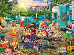 Buffalo Games - Aimee Stewart - The Family Campsite - 1000 P