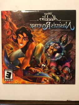 Aladdin In Nasira's Revenge Disney PC Game Unused