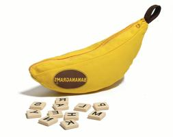 Bananagrams Anagram Game That Will Drive You Bananas Complet