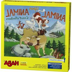 HABA Animal Upon Animal - Crest Climbers A Swiss-Inspired Wo