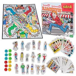 The Archie Comics Board Game - Running 'Round Riverdale - Ou
