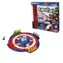 Marvel Avengers Trouble Board Pop O Matic Game