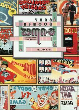 Baby Boomer Board Games  1945-1985 - Types Identification /