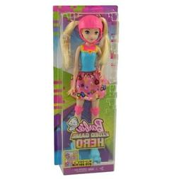 Mattel - Barbie Doll - VIDEO GAME HERO - New