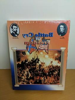 Battle Cry Of Freedom board game Decision Games *BRAND NEW*