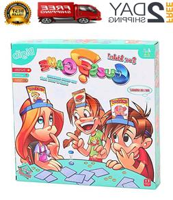 Best Family Board Gues Games for Teens Kids and Adults Famil