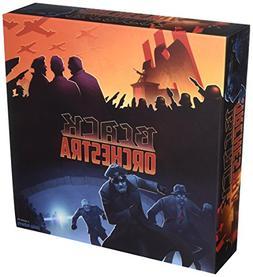 Game Salute Black Orchestra Second Edition Strategy Board Ga