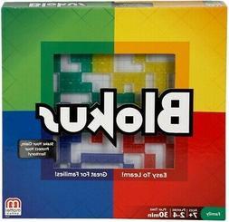 Blokus Refresh - Board Game by Mattel