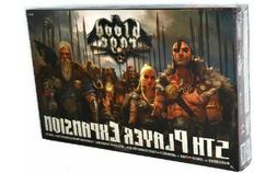 Blood Rage 5TH PLAYER EXPANSION Board Game by CMON SEALED NE
