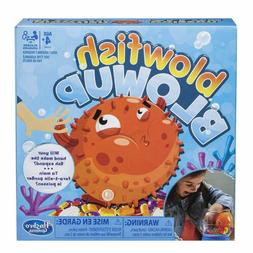 Hasbro Gaming Blowfish Blowup Game for Kids Ages 4 and Up BR