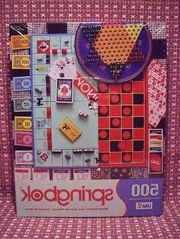 Board Games - Springbok Puzzle