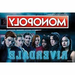 Board Games Monopoly Riverdale Official Merchandise Based On