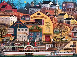 Buffalo Games The Bostonian by Charles Wysocki Jigsaw Puzzle