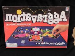 Brand New & Factory Sealed Aggravation Board Game 1999 by Mi