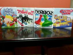 BRAND NEW  Board Games Sorry, Chutes & Ladders, Guess Who, T
