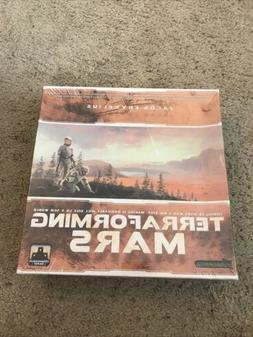 Brand NEW Factory Sealed Terraforming Mars Board Game Strong