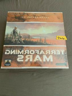Brand NEW Factory Sealed Terraforming Mars Board Game FREE P