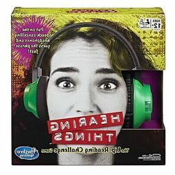 Brand New Hasbro Hearing Things Game