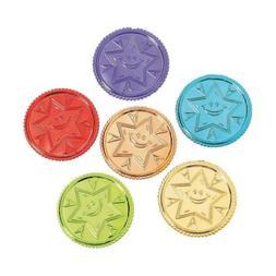 Fun Express - Bright Idea! Coins - Toys - Value - Play Money