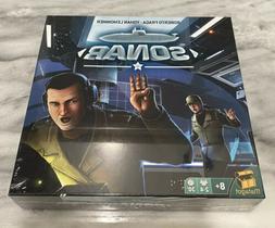 Captain Sonar Asmodee Brand New Board Game BNIB NEW Sealed