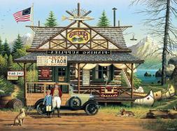 Buffalo Games - Charles Wysocki - Proud Lil' Angler - 1000 P