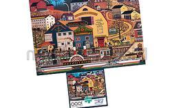 Buffalo Games - Charles Wysocki - The Bostonian - 1000 Piece