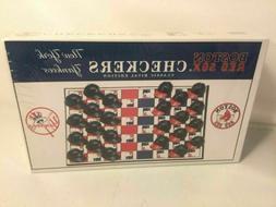 Checkers Classic Rival Edition Boston Red Sox New York Yanke