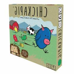 Buffalo Games Chickapig Board Game - A Strategic Board Game