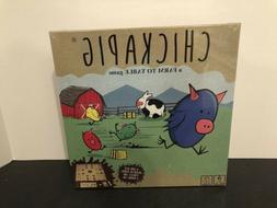 Chickapig Strategic Board Game Family Friendly Game NEW & Se