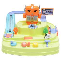 Children Toy Music Lights Robot Big Adventure Fun Games for