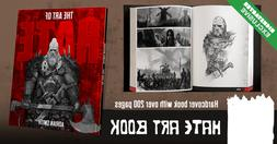 Chronicles of Hate CMON Art Book Kickstarter Exclusive - Adr