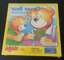 HABA Clever Bear Learns to Count Thinking Game NEW Education